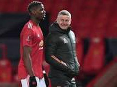 Paul Pogba has inflicted Solskjear with another serious headache