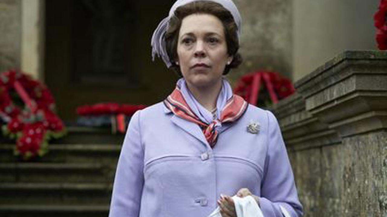 Olivia Colman (The Crown) : sa rencontre inattendue avec la Reine