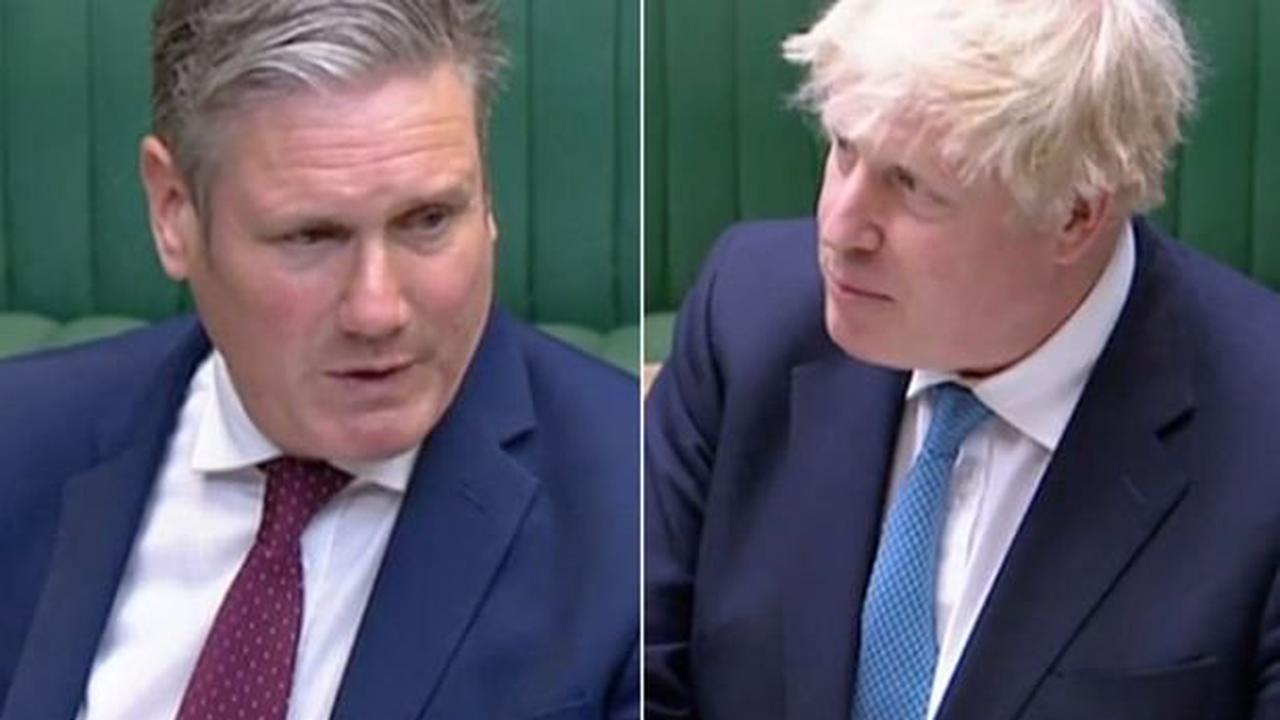 Labour need more than hot air to burst Boris Johnson's balloon