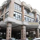 Weston Hotel Land Re-possessed? Speculations High After Claims Of Lorries Spotted at The Hotel