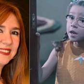 طفلة فيلم الحفيد التى أصبحت فنانة وإعلامية شهيرة .. تعرف عليها