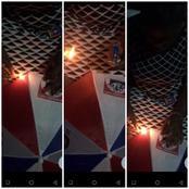 Lady Burns NPP Umbrella: See What Happened Next