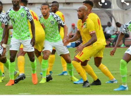 3 Thing We Learnt As Nigeria VS Benin Republic Ended 1-0 In Favour Of Nigeria.