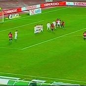 شاهد | جنش يستقبل هدف عالمي من طلائع الجيش في نصف نهائي كأس مصر (فيديو)