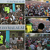 PHOTOS: Senator Malala's Campaign For Mudavadi's Candidate Brings Matungu to a Stand Still