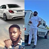 See More Photos Of The Man Who Gifted Frodd A Brand New Benz After A Fan Mocked Him For Being Broke