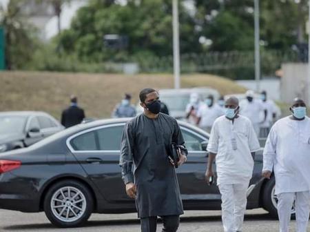 Mort d'Hambak : Samuel Eto'o était  à l'aéroport pour accueillir la dépouille du ministre