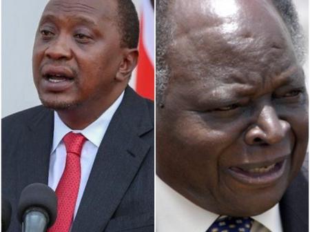 Meet 4 Mt Kenya Spokespersons That Muturi Is Succeeding, 3 Have Been Presidents