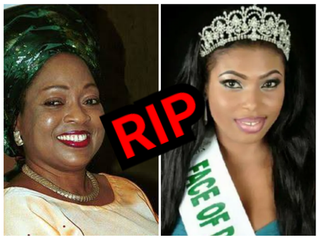 Throwback: Stella Obasanjo And Other Beautiful Women Who Died During Cosmetic Surgery (Photos)