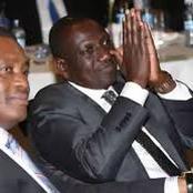 What Justin Muturi's Installation As Mt. Kenya Spokesman Means To Deputy President Ruto