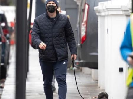 Pictures: Frank Lampard seen for the first time after Chelsea sack