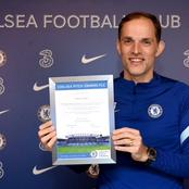 Thomas Tuchel Bags New Award At Stamford Bridge.