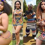 Weird Culture: See Pictures of the Controversial Zulu Show Body Dance Festival, Read The Reasons