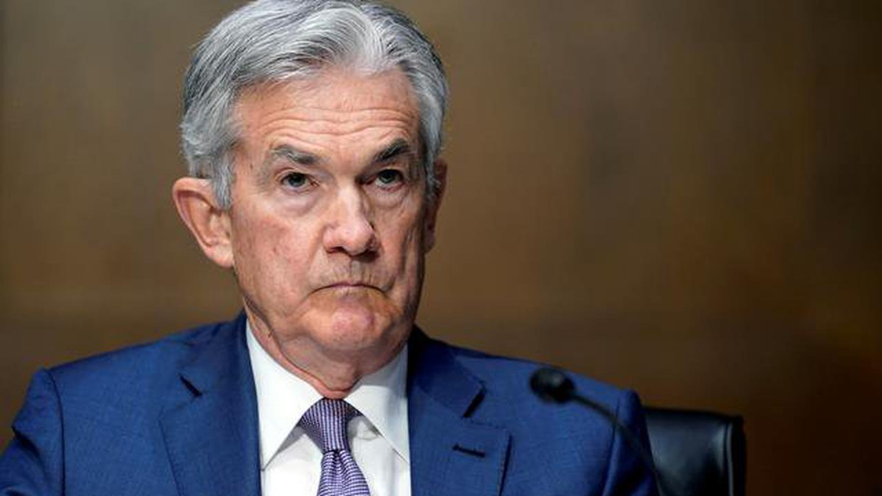 Powell says he is not focused on possible second term as Fed chair