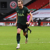 Harry Kane has become the 18th player to score 20 Premier League goals from outside the box