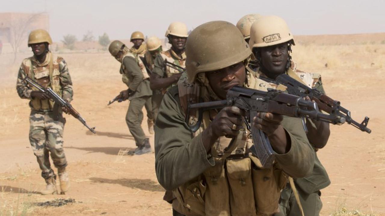 'Many' civilians killed in Niger gun attack