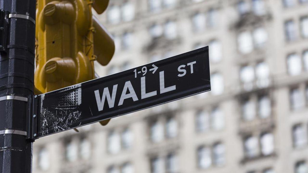 Hier à Wall Street