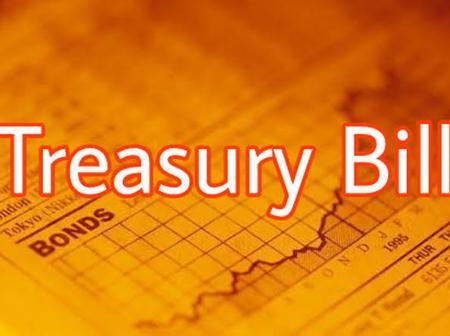 Treasury bills in Nigeria Traded at Negative Today