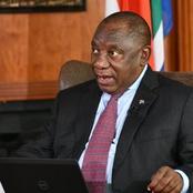 President Cyril ramaphosa to rebuild the ANC's framework