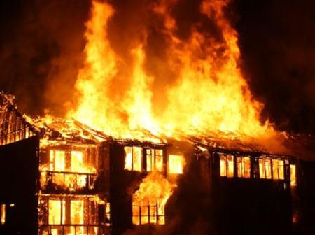 Market and Domestic Fires, see how mouse can cause it.