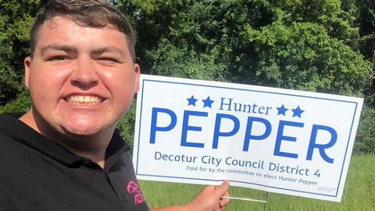 Unvaccinated teenage politician who vowed to 'fight to the end' against Alabama mask mandates is left battling 'absolutely terrible' Covid-related pneumonia