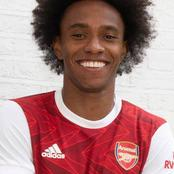 Pictures From Willian's Unveiling And His First Words As An Arsenal Player