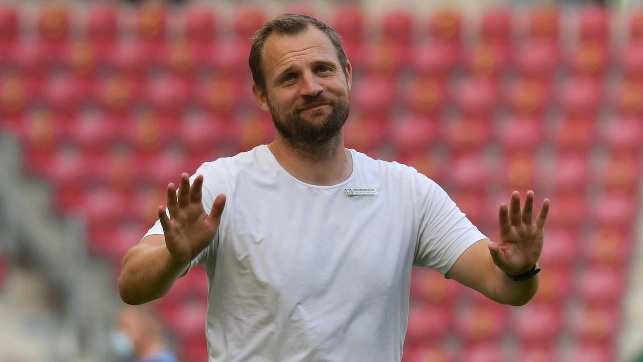 """Bo Svensson: Der """"Erfolgs-Frontmann"""" bei Mainz 05"""