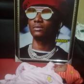 Some Nigerians Blast Man For Dedicating His Son To Wizkid And Not To God
