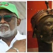 Listen To The Lyrics Of Oodua Anthem As Governor Akeredolu Made It Compulsory In All Schools In Ondo