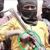 See photos of young Boko Haram terrorist undergoing training in the North
