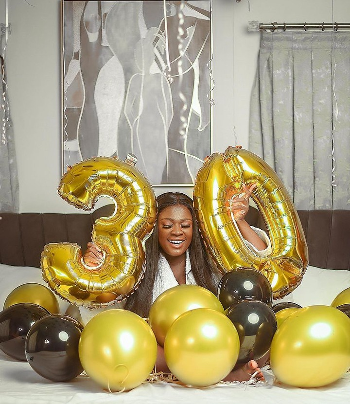 4a138504286549408c51520404c38e11?quality=uhq&resize=720 - Tracey Boakye Celebrates Her 30th Birthday With 'Sweet 16' Photos