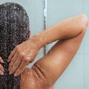 You only need to wash this body part with soap