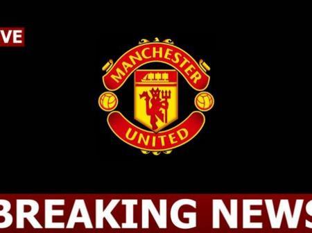 OFFICIAL: Man Utd Sign New Winger