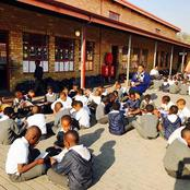 Concerns over the overcrowding of schools in Cosmo City