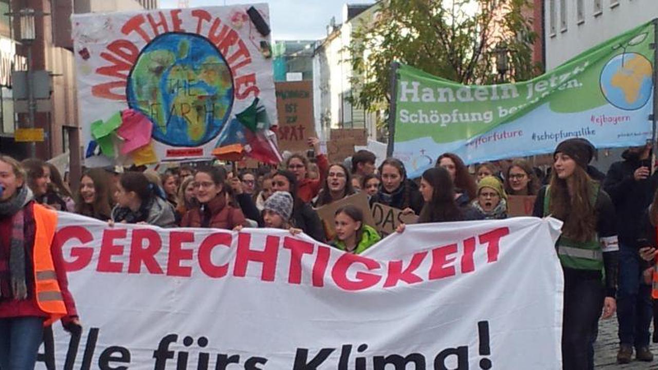 Heute Klimastreik in Passau und Deggendorf