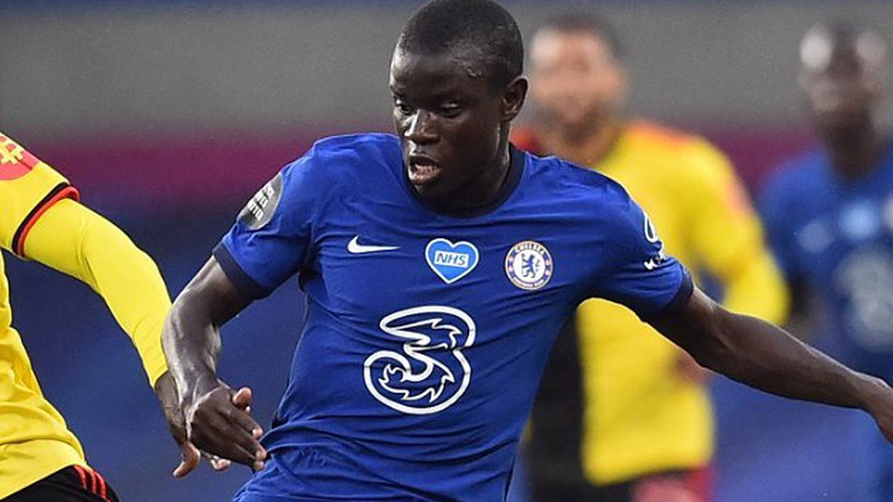 Watch: Celebrating N'Golo Kante - very best of midfield ace in a Chelsea shirt