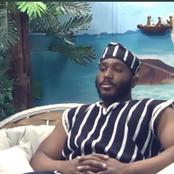This Is What Kiddwaya Told Biggie In The Diary Room Concerning Erica That Got People Talking