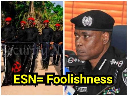 An Open Letter To ESN Members Over Attack On Imo State Prison Facility