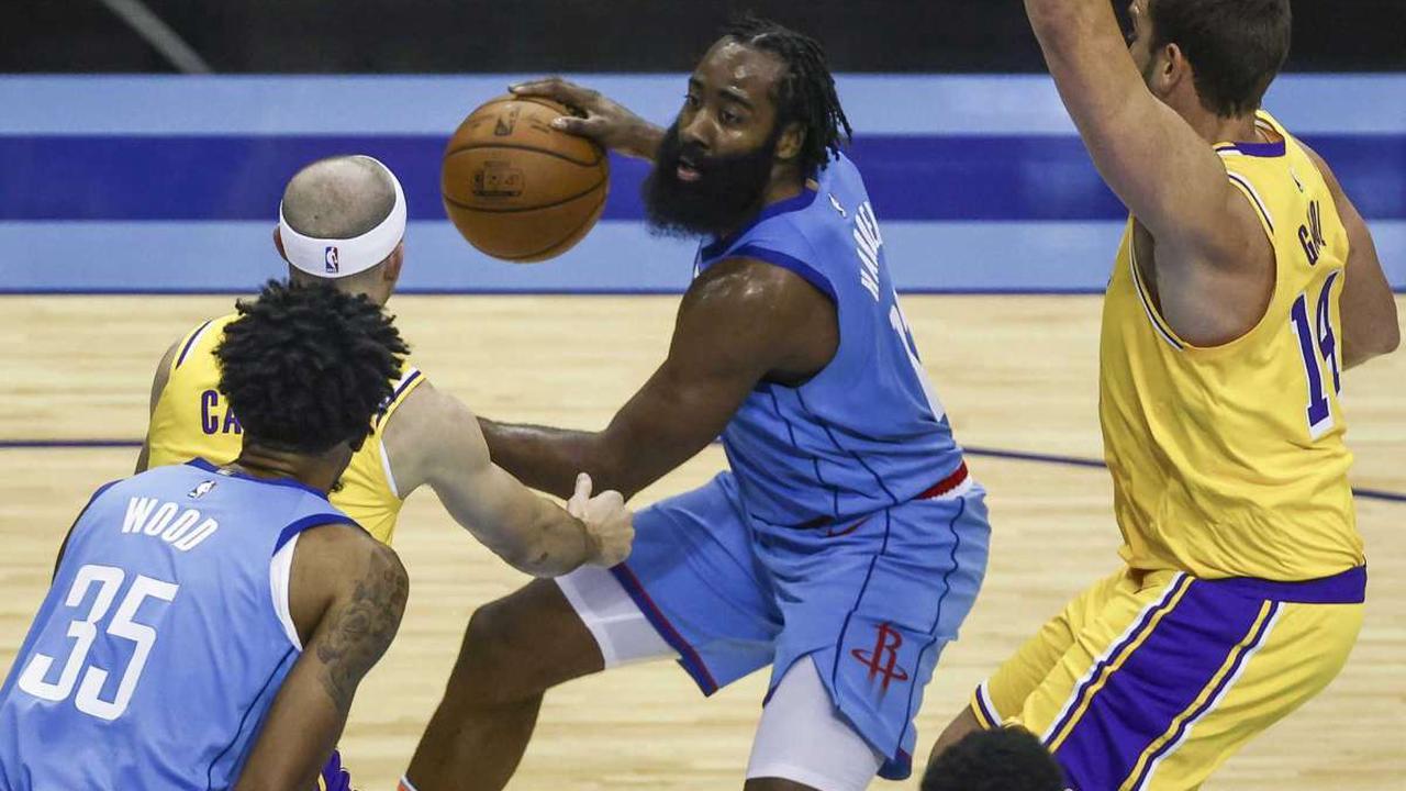 Nets say Harden available to play Saturday night vs Magic