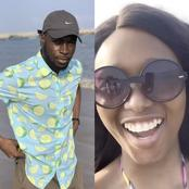 """""""He Died A Hero"""" - See What Oke's Girlfriend Found Inside His Phone Few Days After His Death (pics)"""