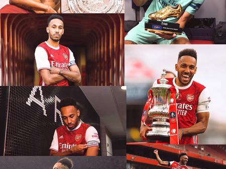 Reasons to celebrate 3 years of our Captain Pierre-Emerick Aubameyang at the club