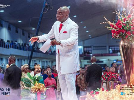 Bishop David Oyedepo Reveals What It Takes To Conquer The Goliath Between You And Your Throne
