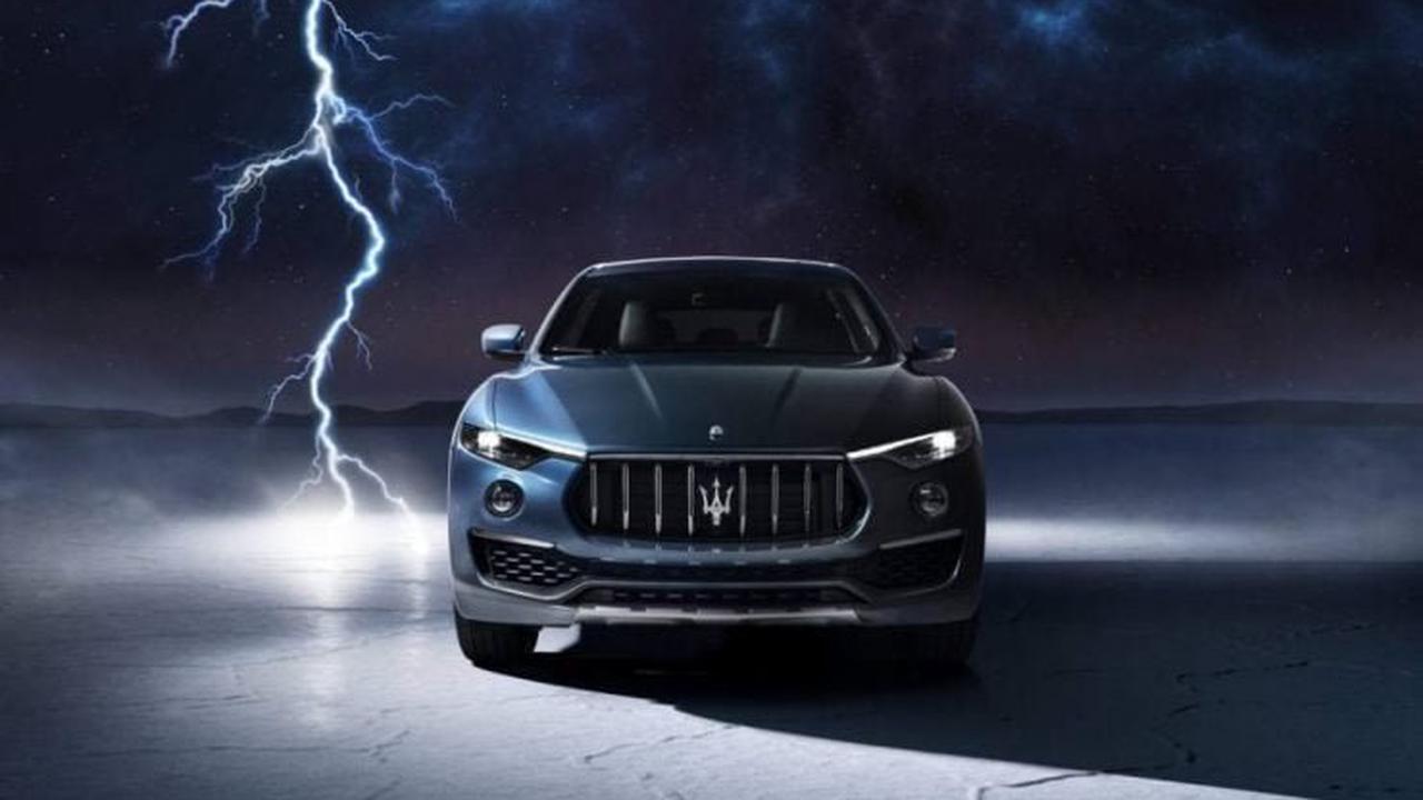 Maserati Levante Hybrid: Premier SUV électrifié de la marque italienne
