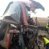 Road Accidents Have Killed More People Than Covid-19 - Ghanaians React To Gory Accident This Morning