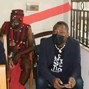 See How Spiritual Leader Broke Covid-19 Protocol, As He Storm Court In Solidarity With Sowore