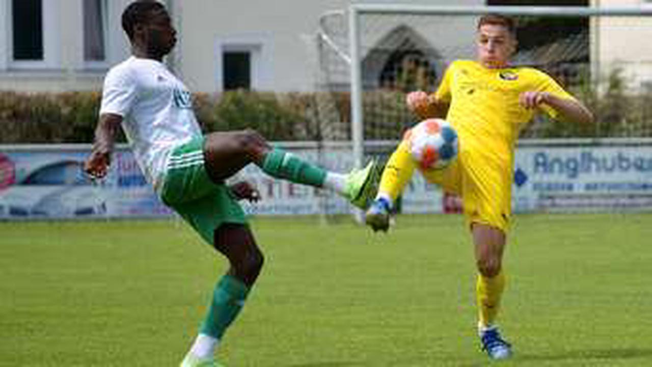 Fußball-Landesligist FC Töging als Blitzstarter beim ersten Saisonsiegr