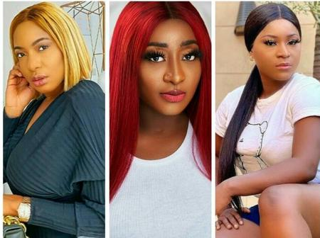 Between Chika Ike, Ini Edo And Destiny Etiko, Who Is More Beautiful? (See Photos)