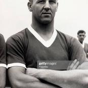 EPL: Manchester United Announce The Passing Away Of Legend: See Photos Of Deceased
