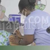 Ghanaian President Is The First In The World To Receive Free Coronavirus Vaccine From Covax