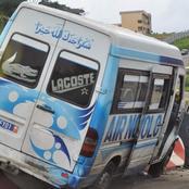 Route Abidjan-Bassam : un camion percute un Gbaka, plusieurs victimes
